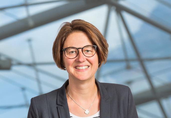 Portrait der Judith Schwienhorst